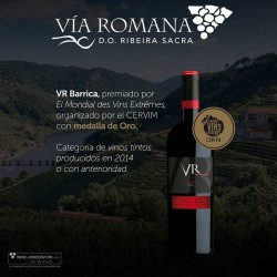 BOTELLA VR BARRICA