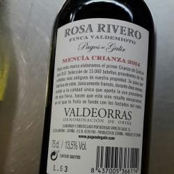 BOTELLA ROSA RIVERO
