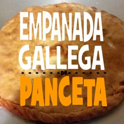 EMPANADA DE PANCETA